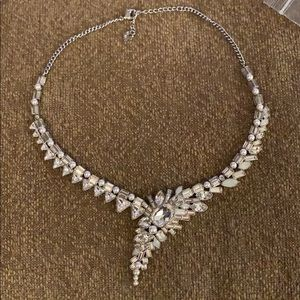 Swarovski festivity all-around crystal necklace